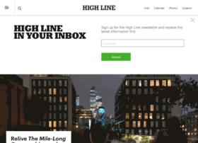 blog.thehighline.org