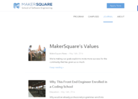 blog.themakersquare.com