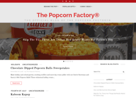 blog.thepopcornfactory.com