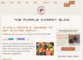 blog.thepurplecarrot.com