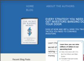 blog.thesecretofraisingmoney.com
