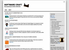 blog.thesoftwarecraft.com