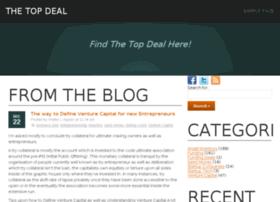 blog.thetopdeal.com