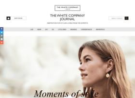 blog.thewhitecompany.com