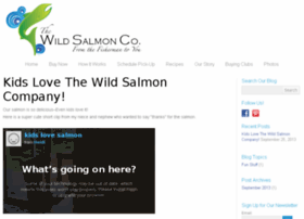 blog.thewildsalmonco.com