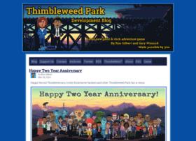 blog.thimbleweedpark.com