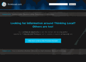 blog.thinklocal.com