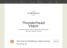 blog.thunderheadvapor.com