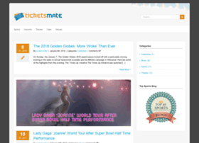 blog.ticketsmate.com