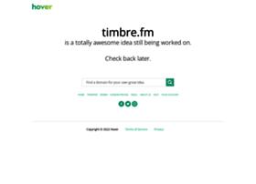 blog.timbre.fm