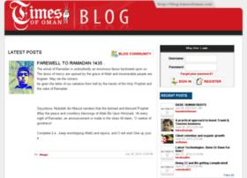 blog.timesofoman.com