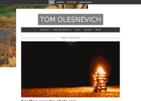 blog.tomolesnevich.com