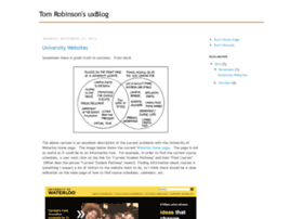 blog.tomrobinson.ca