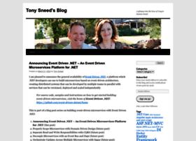 blog.tonysneed.com