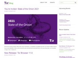 blog.torproject.org
