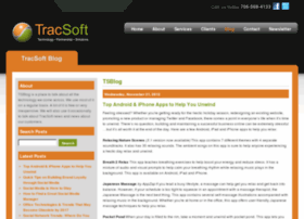 blog.tracsoft.com