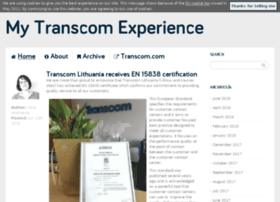 blog.transcom.com
