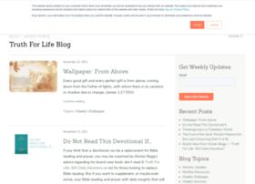 blog.truthforlife.org