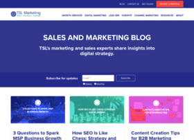 blog.tslmarketing.com