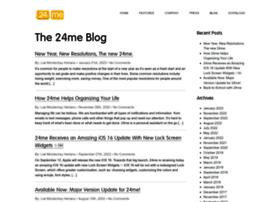 blog.twentyfour.me