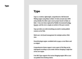 blog.typosphere.org