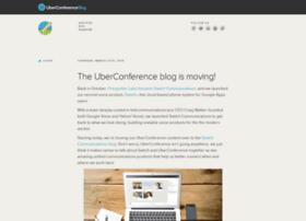 blog.uberconference.com