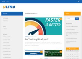 blog.ultrawebsitehosting.com