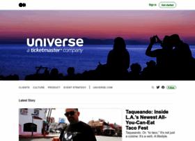blog.universe.com