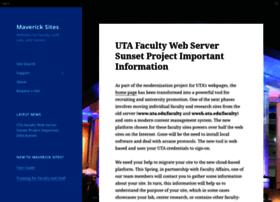 blog.uta.edu