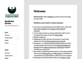 blog.uwgb.edu