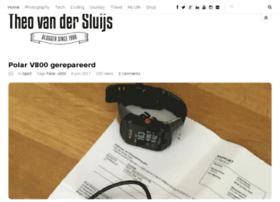 blog.vandersluijs.nl