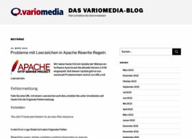blog.variomedia.de