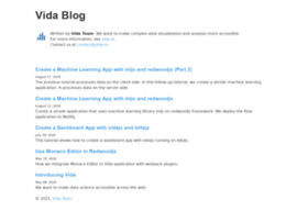 blog.vida.io