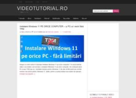 blog.videotutorial.ro