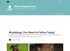 blog.waggle.in