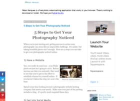blog.watermarquee.com