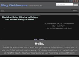 blog.webbusana.com