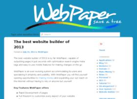 blog.webpaper.co