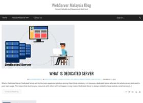 blog.webserver.com.my