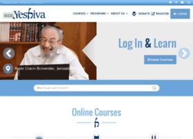 blog.webyeshiva.org
