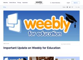 blog.weebly.com