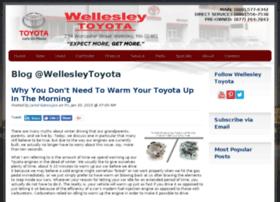 blog.wellesleytoyota.com