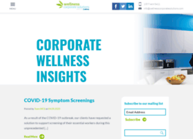 blog.wellnesscorporatesolutions.com