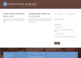blog.westtown.edu