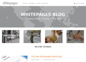 blog.whitepages.com