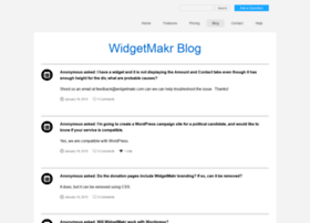 blog.widgetmakr.com