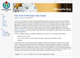 blog.wikimedia.in