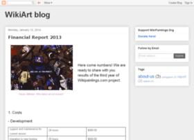 blog.wikipaintings.org