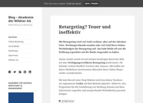 blog.wildner.de