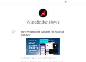 blog.windfinder.com